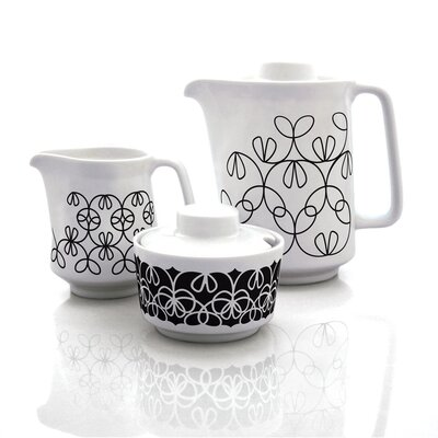notNeutral Ribbon 3 Piece Coffee Server Set