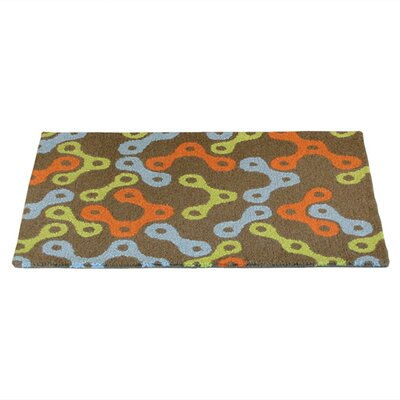 notNeutral Links Multicolor Rug