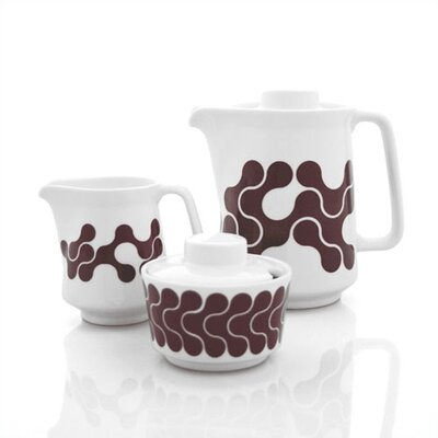 notNeutral Links 3 Piece Coffee Server Set