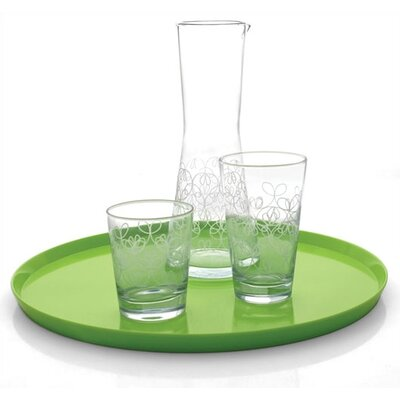 notNeutral Ribbon Double Old Fashioned Glassware Set (Set of 4)