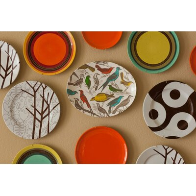 notNeutral Season Dinner Plate Set