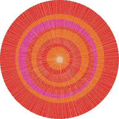 Eccentric Red/OrangeRug