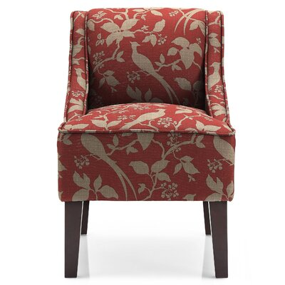 DHI Marlow Bardot Slipper Chair