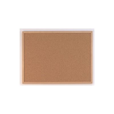 AccoBrands Cork Bulletin Board