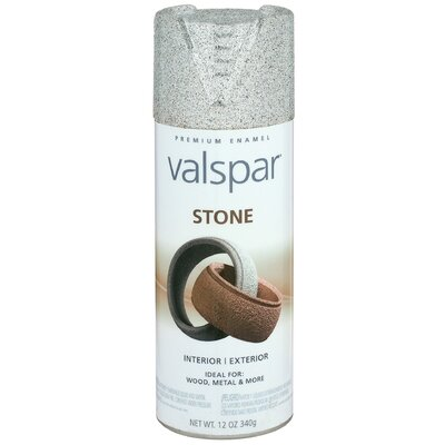 Valspar Soapstone Stone Spray Paint