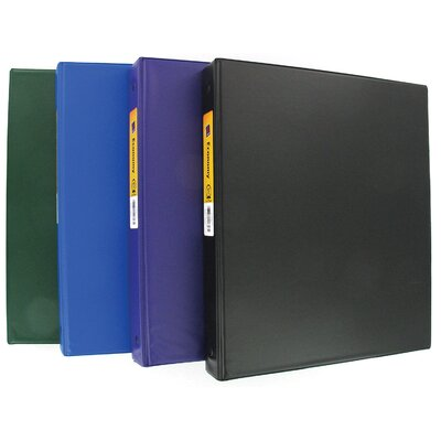 "Avery 2"" Assorted Colors Economy Binder"