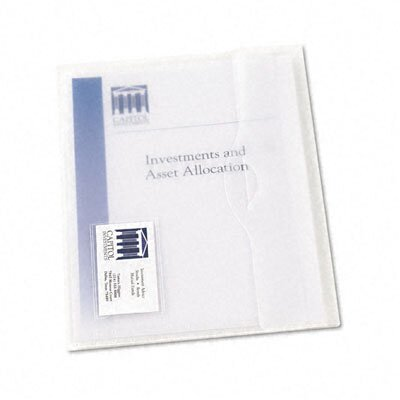 Avery Translucent Document Wallets, 12/Box