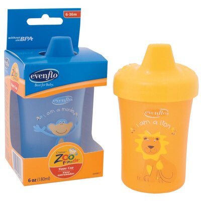 Evenflo Zoo Friends™ BPA Free Plastic Bottles