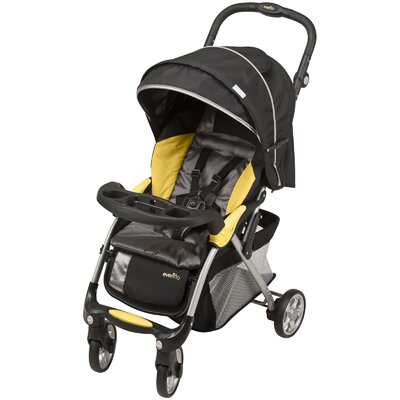 Evenflo Featherlite 400 with Embrace35 Travel System