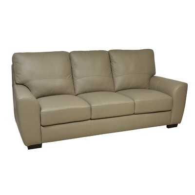 Luke Leather Macie Sofa