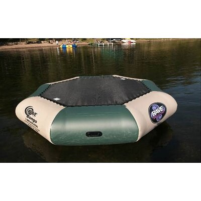 Rave Sports 13' Bongo Water Bounce Platform