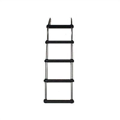Rave Sports Water Trampoline Stainless Steel Ladder (5 step)