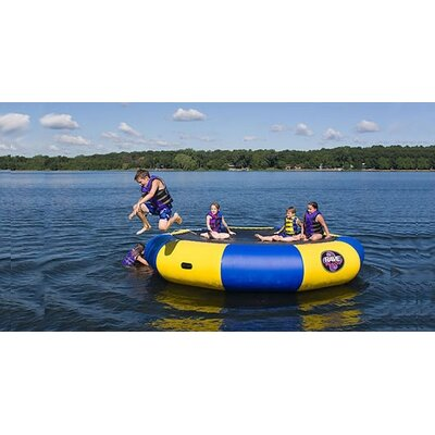 Rave Sports 15' Bongo Water Bounce Platform