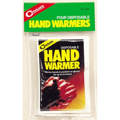 Coghlans Hand Warmers (Set of 4)