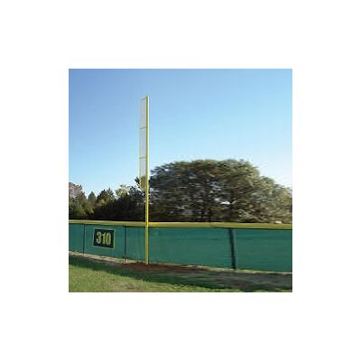 SportsPlay 20 Foot Foul Pole