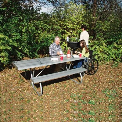 SportsPlay ADA Picnic Table