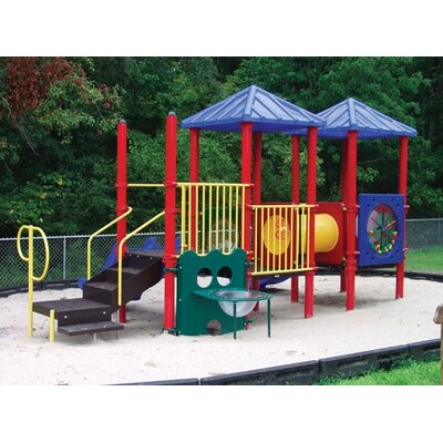 SportsPlay Bobbie Modular Play Set