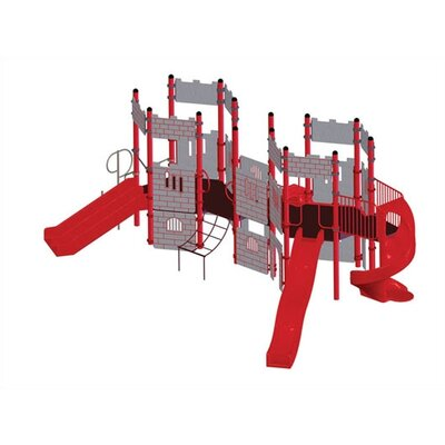 SportsPlay Castle Modular Play Set