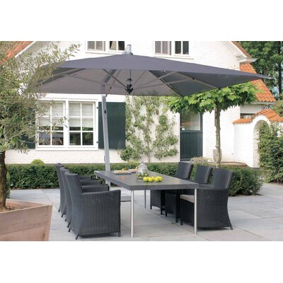 FIM abric13' P-Series Cantilever Umbrella