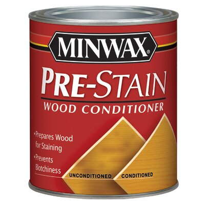 Minwax 1/2 Pint Pre-Stain Wood Conditioner 13407