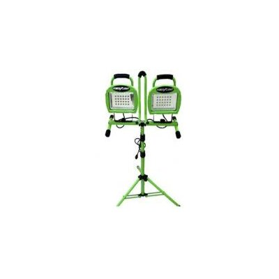 24 Light Twin Tripod Work Light