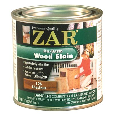 UGL Zar® Chestnut Oil Based Stain Wood