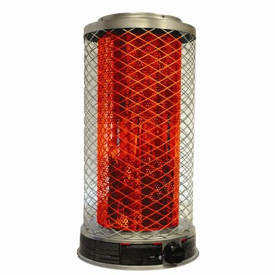 100,000 BTU Radiant Natural Gas Space Heater