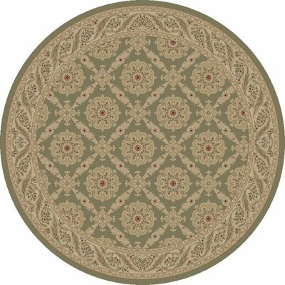 Concord Global Imports Charlemagne Aubusson Heather Grey Rug