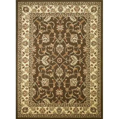 Concord Global Imports Arthur Sultan Brown Rug