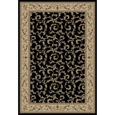 Concord Global Imports Gem Veronica Black Rug
