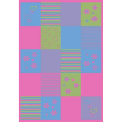 Concord Global Imports Alisa Patchwork Kids Rug