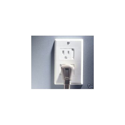 KidCo Home Safety Universal Outlet Cover in White (Set of 3)