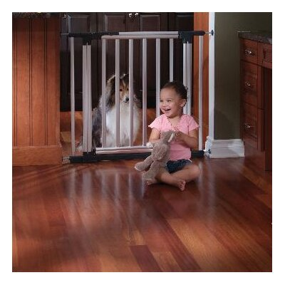 KidCo Safety Gates Aluminum Metro Gateway