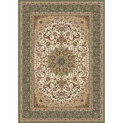 Home Dynamix Regency Ivory/Green Rug