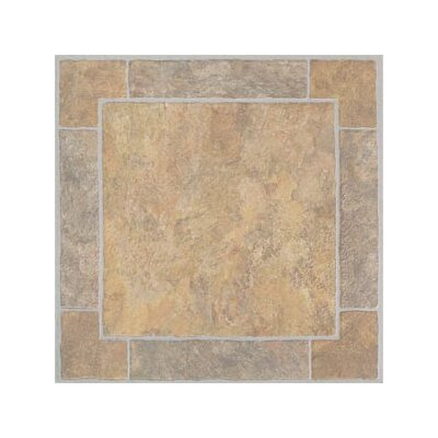"Home Dynamix 12"" x 12"" Vinyl Tiles in Madison Marble"