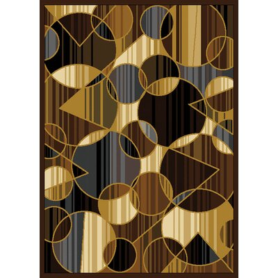 Home Dynamix Royatly Brown/Blue Rug