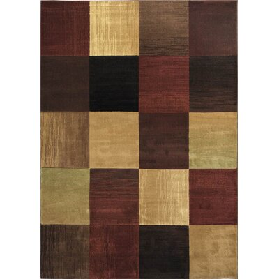 Home Dynamix Catalina Checkered Rug