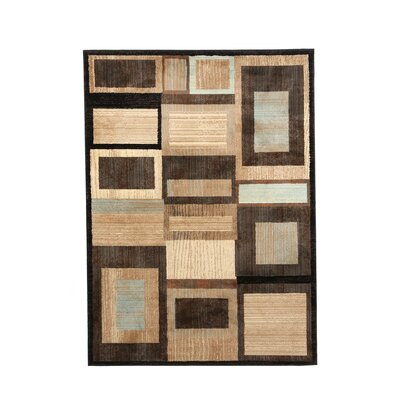 Home Dynamix Galaxy Checkered Rug