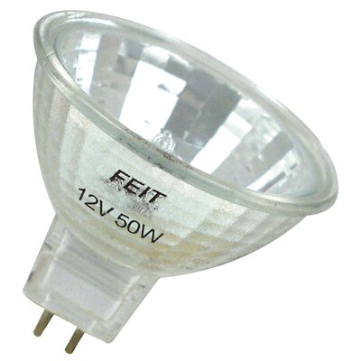FeitElectric 50W 12-Volt Halogen Light Bulb