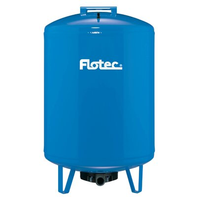 Flotec 35 Gallon Pre-Charged Water Tank