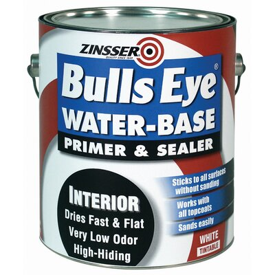 Zinsser Bulls Eye 1-2-3® Interior Water Base Primer & Sealer 02241