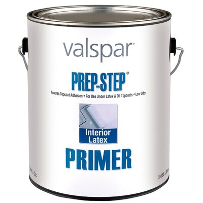 Valspar 1 Gallon White Prep-Step™ Interior Latex Wallboard Primer