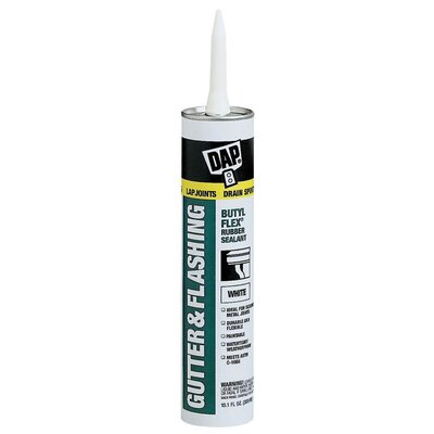 HAB Butyl-Flex Gutter & Flashing Adhesive 27062