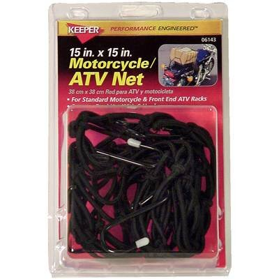 Hampton Products International Motorcycle and ATV Cargo Net (Set of 6)
