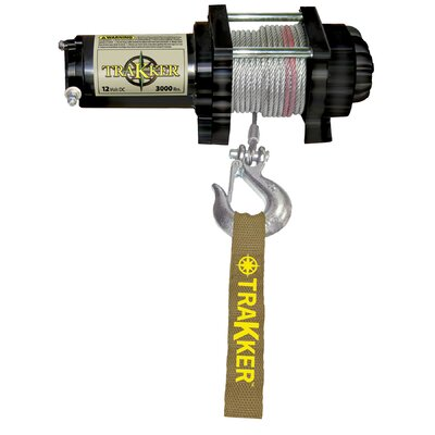 Hampton Products International Electric Winch