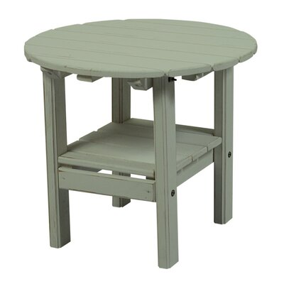 Great American Woodies Cottage Classic Round Side Table