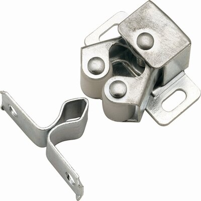 "HickoryHardware Cadmium 1.32"" Roller Catch"