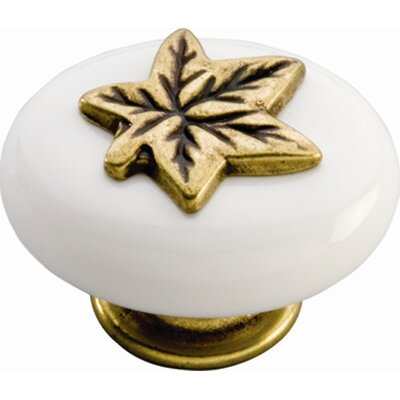 "HickoryHardware Country Casual 1.5"" Round Knob"