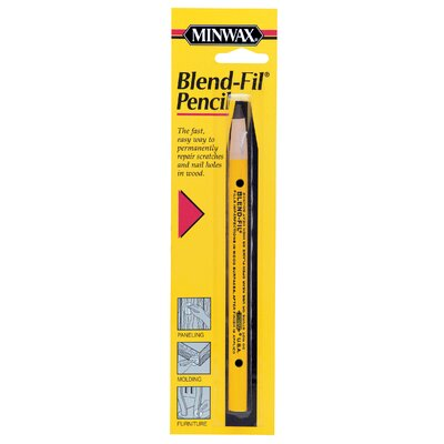 Minwax No 7 Mahogany Blend Fil™ Pencil 11007