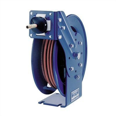 Coxreels Medium Pressure Heavy Duty Hose Reel w/ Hose (1500 - 3000 psi)